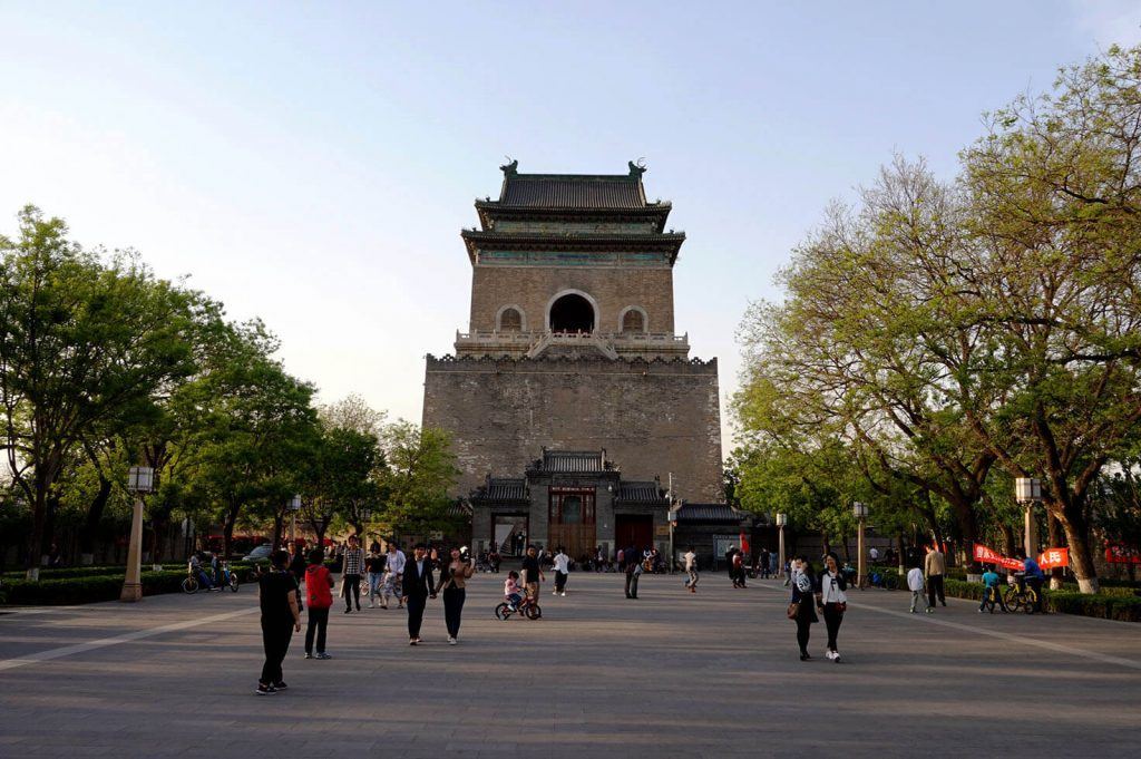 Bell Tower of Beijing