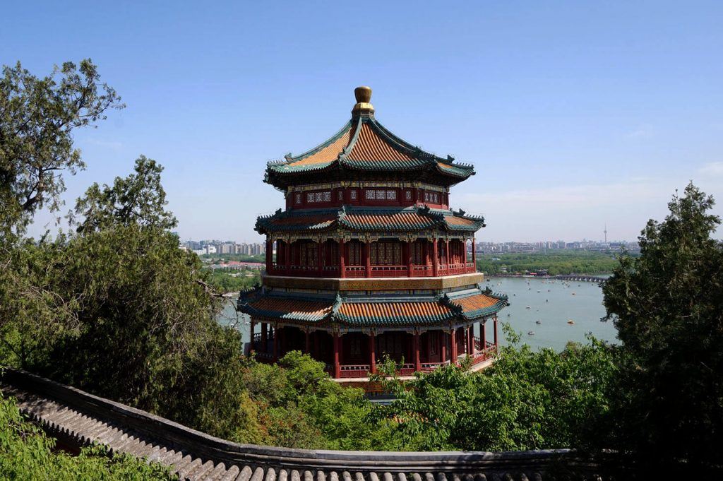 Historical Sites - Summer Palace