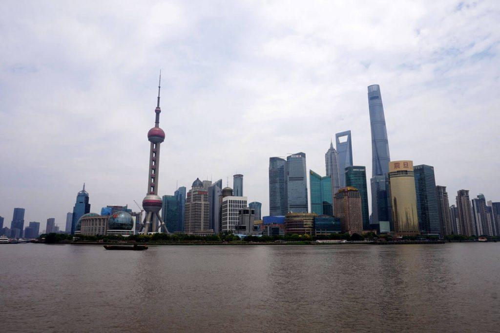 Pudong - Lujiazui