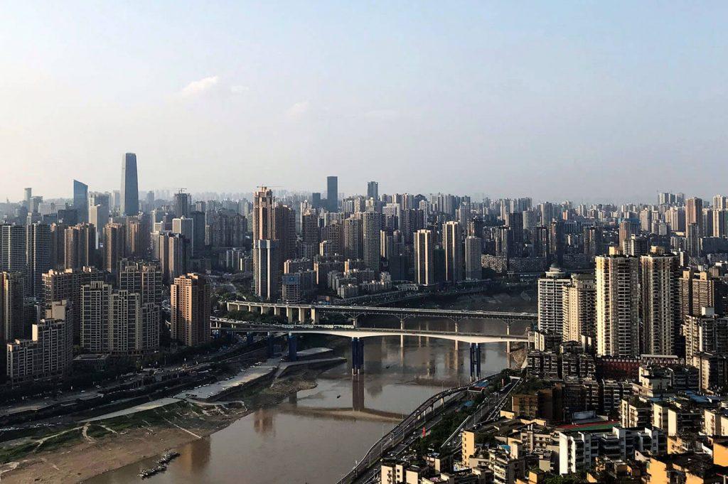 Chongqing Location