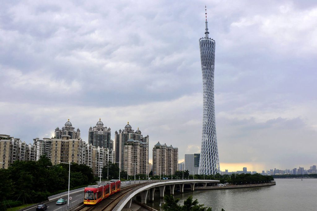 Facts about Guangzhou - Canton Tower