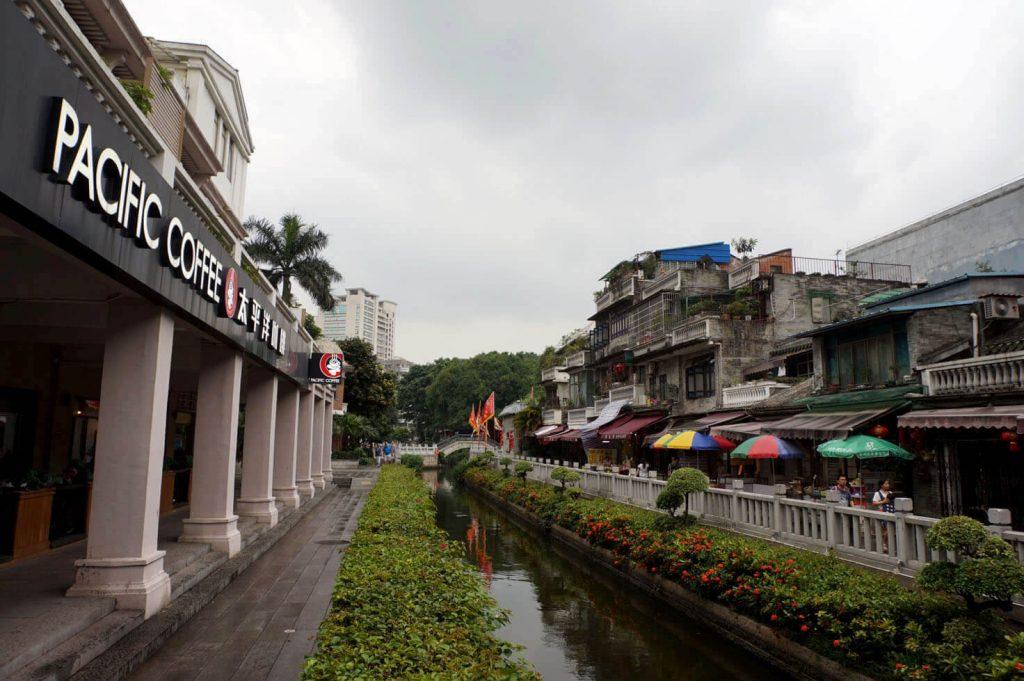 Lychee Bay - Guangzhou water town