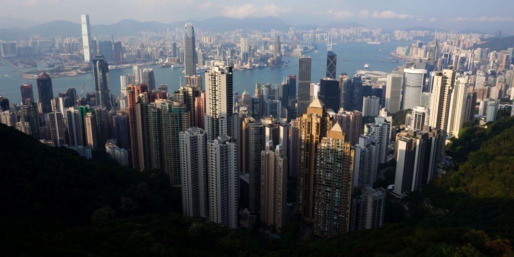 Landscape - Hong Kong
