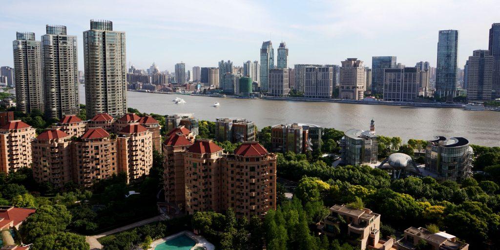 Landscape - Shanghai