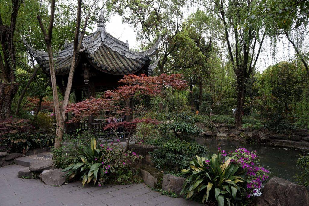 Chengdu Scenic Area Zhitongche