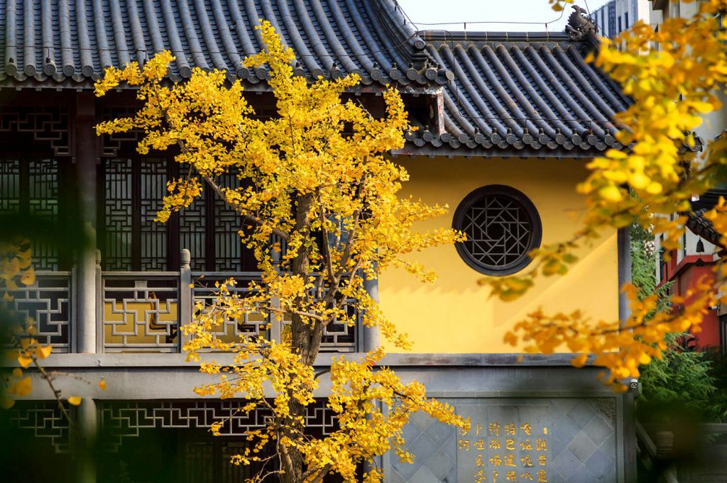 Nanjing temple