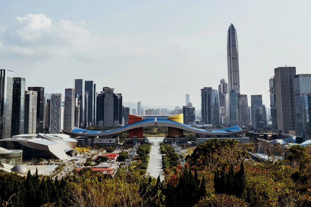 Interesting facts about Shenzhen
