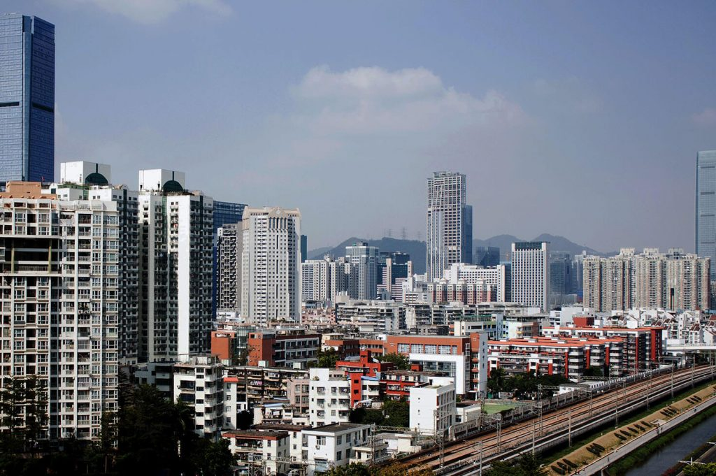 Population of Shenzhen
