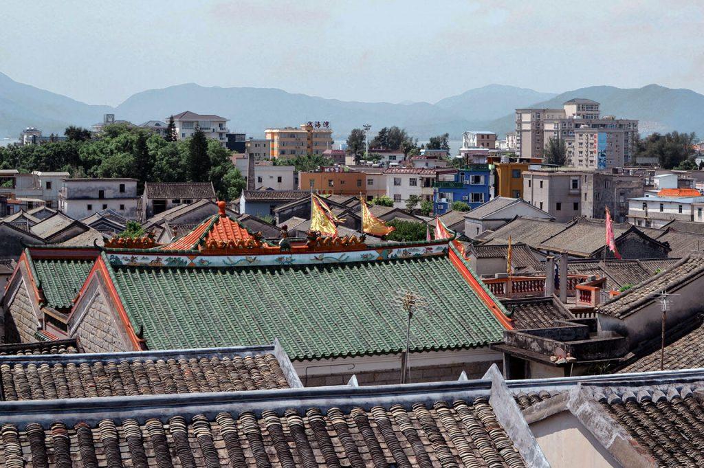 Shenzhen old city
