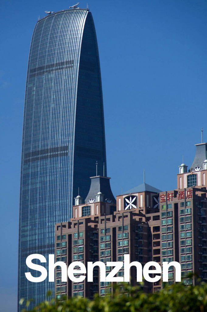 Kingkey 100 Tower