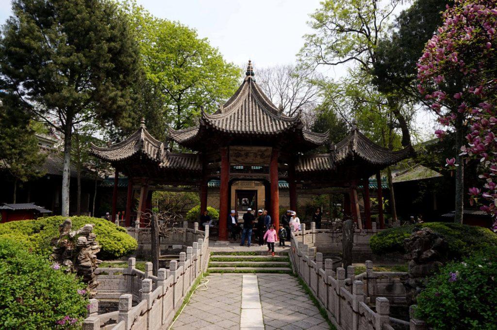 Greta Mosque of Xi'an