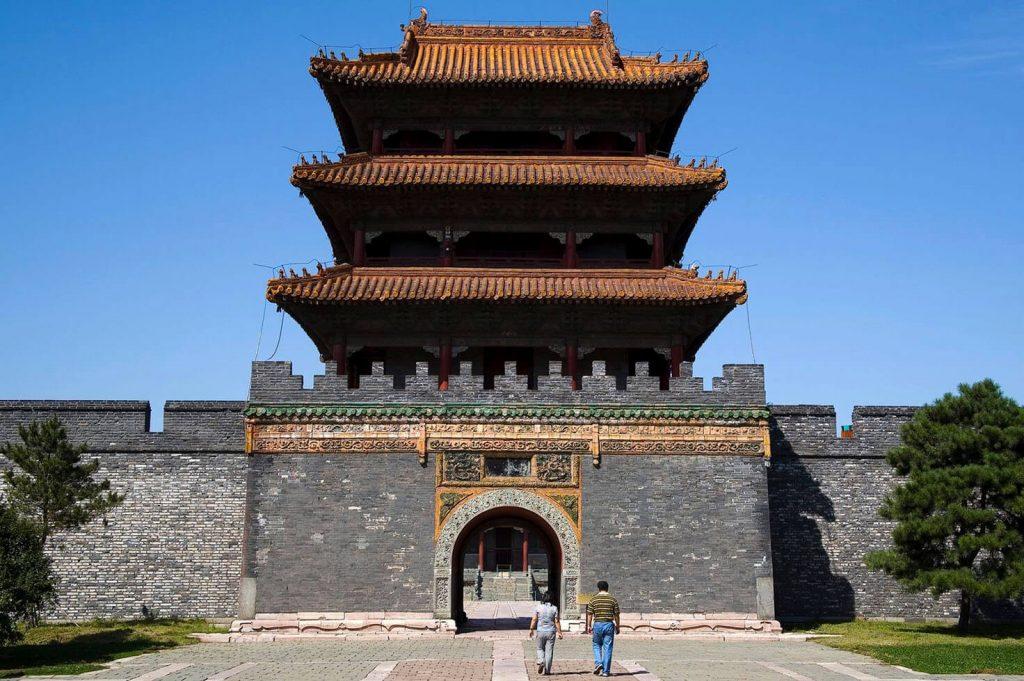 Zhao Mausoleum Beiling Park