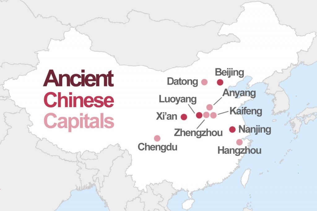 Ancient Chinese Capitals